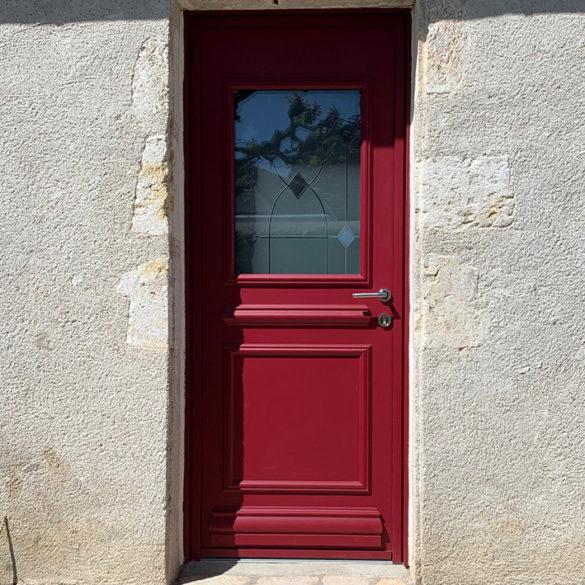 porte d'entrée Kline